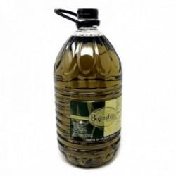 Aceite de oliva virgen Bajondillo garrafa 5 litros envase plástico