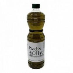 Aceite de oliva virgen extra Prados de Olivo botella 1 litro envase plástico