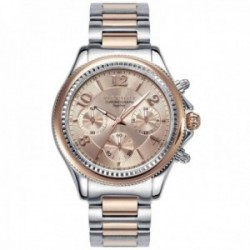 Reloj Viceroy mujer 47892-95 colección Penélope Cruz bicolor acero inoxidable cristal zafiro