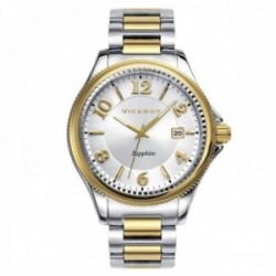 Reloj Viceroy mujer 47888-95 colección Penélope Cruz bicolor acero inoxidable cristal zafiro