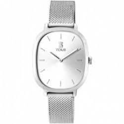 Reloj Tous mujer Heritage 900350390 acero inoxidable malla milanesa