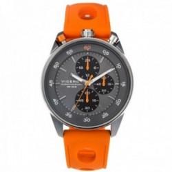 Reloj Viceroy hombre 46763-14 colección Heat correa silicona naranja