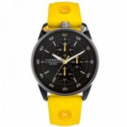 Reloj Viceroy hombre 46763-94 colección Heat correa silicona amarilla