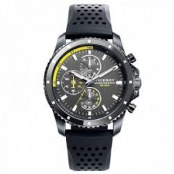 Reloj Viceroy Heat hombre 46745-45 colección Vincero caja acero inoxidable IP gris