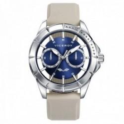 Reloj Viceroy hombre 401049-39 colección Antonio Banderas Design multifunción acero inoxidable IP