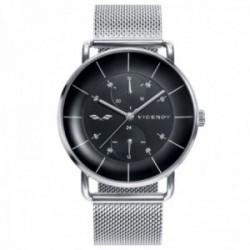 Reloj Viceroy hombre 42369-56 colección Antonio Banderas Design multifunción malla milanesa