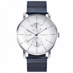 Reloj Viceroy hombre 42365-06 colección Antonio Banderas Design multifunción malla milanesa