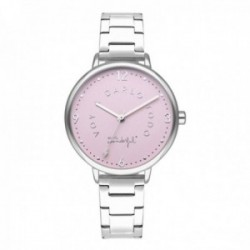 Reloj Mr. Wonderful mujer WR10100 SHINE AND SMILE pulsera acero inoxidable