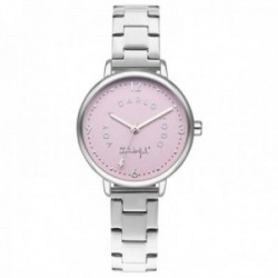 Reloj Mr. Wonderful mujer WR15100 SHINE AND SMILE pulsera acero inoxidable