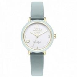 Reloj Mr. Wonderful mujer WR25200 WONDERFUL TIME correa piel sintética