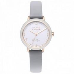 Reloj Mr. Wonderful mujer WR25400 WONDERFUL TIME correa piel sintética