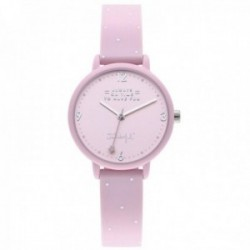 Reloj Mr. Wonderful mujer WR35100 HAPPY HOUR correa silicona
