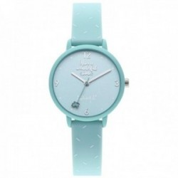 Reloj Mr. Wonderful mujer WR35200 HAPPY HOUR correa silicona