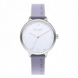 Reloj Mr. Wonderful mujer WR40301 TIME FOR FUN correa silicona