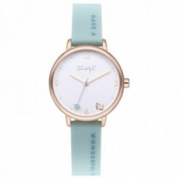 Reloj Mr. Wonderful mujer WR45200 TIME FOR FUN correa silicona