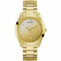 Reloj Guess mujer Crush GW0020L2 dorado acero inoxidable esfera cristales Swarovski