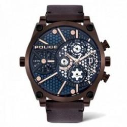 Reloj Police hombre PL.15381JSBZ-03 colección Vigor acero inoxidable multifunción