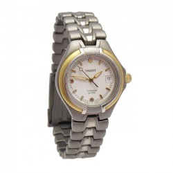 Reloj Tissot Titanium mujer T65818111 [3147]