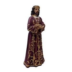 Figura Cristo Medinacelli adorno 20cm. resina decoración