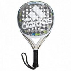 Pala pádel Adidas Adipower Light 2.0. Goma SOFT ENERGY. Carbon Aluminized. Con protector.
