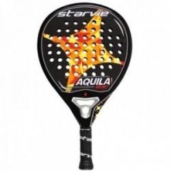 Pala pádel Star Vie Aquila Rocket Pro. Goma EVA Soft. Núcleo y estructura: 100% carbono.