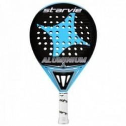Pala pádel Star Vie Aluminium 2020. Goma EVA Soft. Núcleo:  Fibra de Carbono y Aluminio.