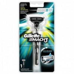 Gillette Mach3 Maquinilla de Afeitar Para Hombre