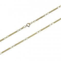 Cadena Gold Filled 14k/20 60cm. cartier 8x2 2,50mm. [5745]