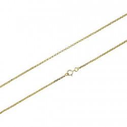 Cadena Gold Filled 14k/20 50cm. rolo 1,80mm. [5748]