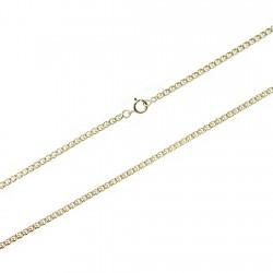 Cadena Gold Filled 14k/20 45cm. love 2,30mm. [5749]