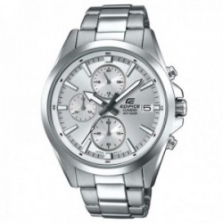 Reloj Casio Edifice hombre EFV-560D-7AVUEF Classic Collection acero inoxidable