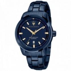 Reloj Maserati hombre R8853141002 edición limitada Blue Edition acero inoxidable