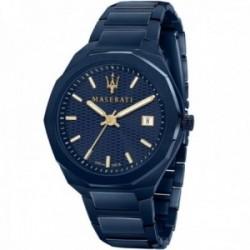 Reloj Maserati hombre R8853141001 edición limitada Blue Edition acero inoxidable