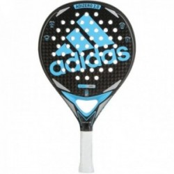Pala pádel Adidas Adizero 2.0. Goma EVA SOFT PERFORMANCE. Forma redonda. Peso: 345grs.
