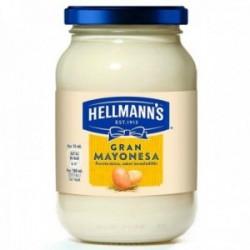 Hellmann's Gran Mayonesa Huevos De Corral - 225 ML