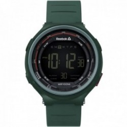 Reloj Reebok hombre RD-KLS-G9-PGPG-BR Kalsur digital verde