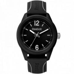 Reloj Reebok mujer RF-SDS-L2-PBIB-B1 Active Collection negro líneas plateadas
