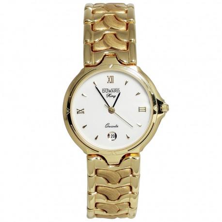 Reloj Duward King oro 18k mujer R11759 redondo armys [6074]