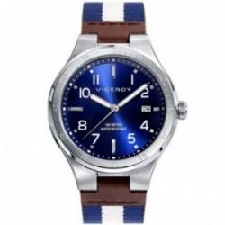 Reloj Viceroy hombre 42335-34 Beat correa combinada nylon acero inoxidable