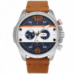 Reloj Radiant hombre RA550702 Speedy multifunción marrón