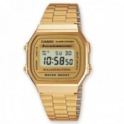 Reloj Casio A168WG-9EF Vintage Ionic digital dorado