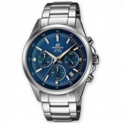 Reloj Casio Edifice hombre EFR-527D-2AVUEF Classic Collection acero inoxidable