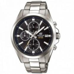 Reloj Casio Edifice hombre EFV-560D-1AVUEF Classic Collection acero inoxidable