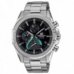 Reloj Casio Edifice hombre EQB-1000D-1AER Bluetooth Smart automático solar acero inoxidable