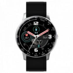 Reloj smartwatch Radiant RAS20402 Times Square conexión Bluetooth pack correas