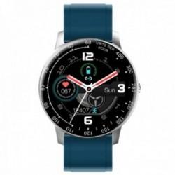 Reloj smartwatch Radiant RAS20403 Times Square conexión Bluetooth pack correas