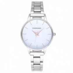 Reloj Radiant mujer RA569202 Light correa acero inoxidable