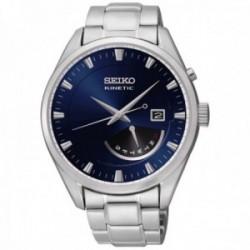 Reloj Seiko hombre SRN047P1 Neo Classic Kinetic automático acero inoxidable