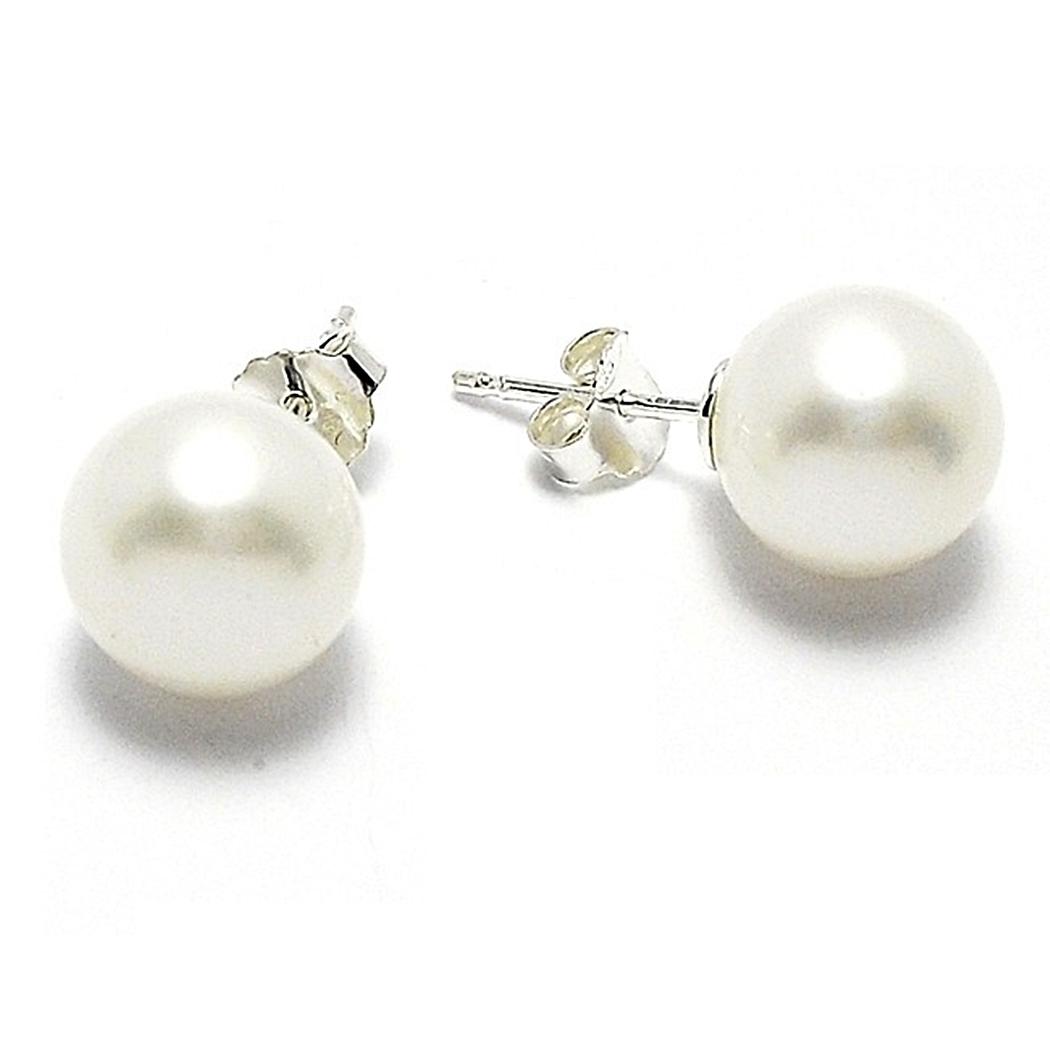 d897350c9ce7 Pendientes plata perla cultivada  4843