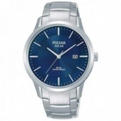 Reloj Pulsar hombre PX3159X1 Regular solar acero inoxidable